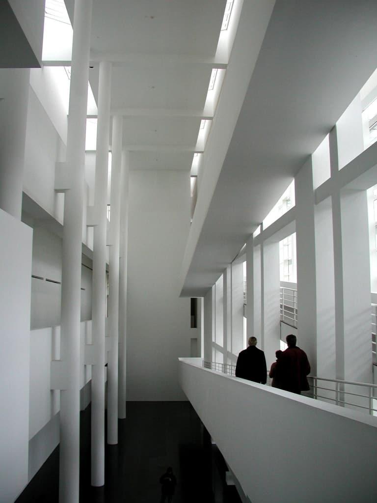 מוזיאונים בברצלונה: המוזיאון לאומנות בת זמננו.