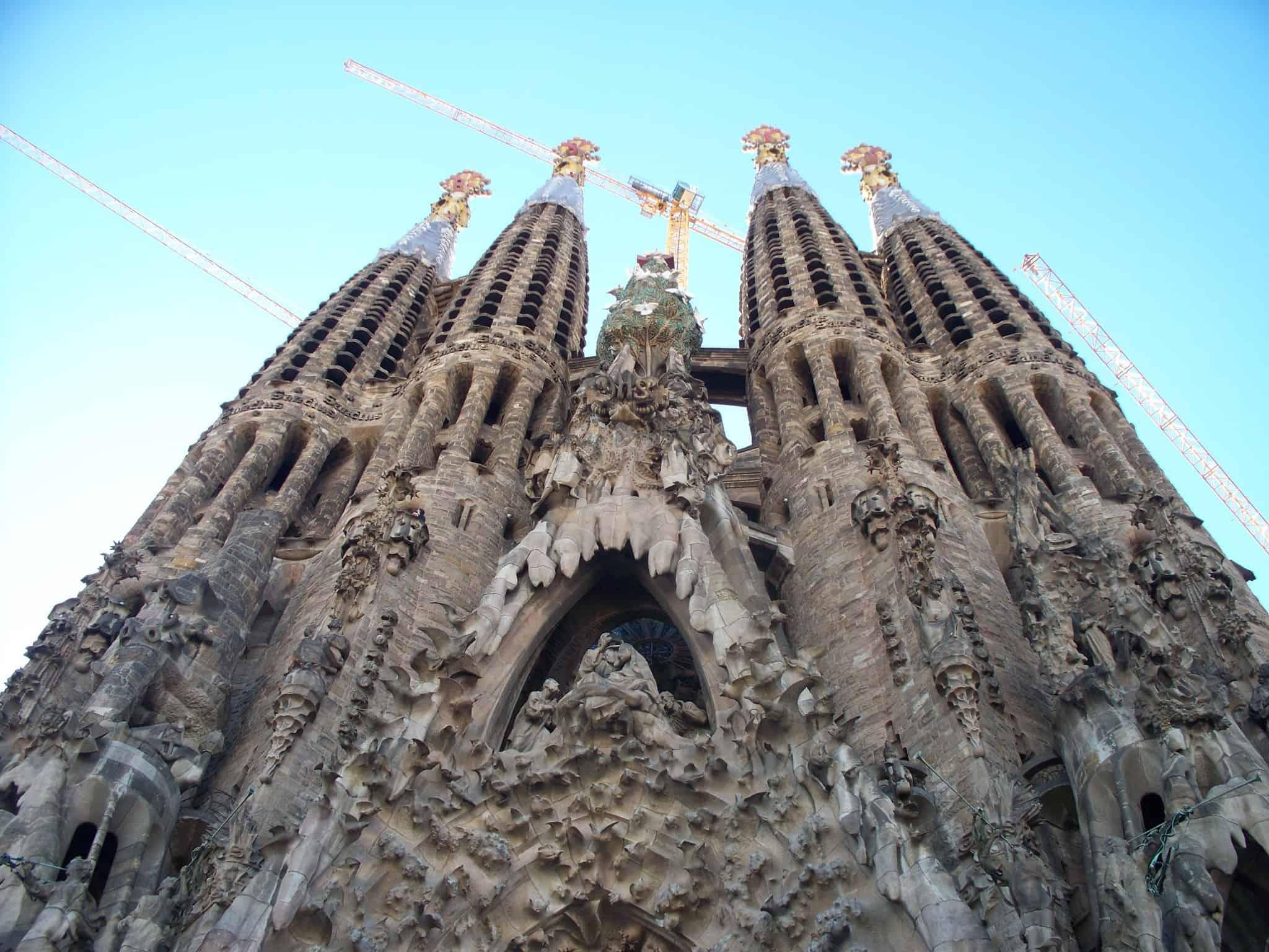 מסלול טיול בברצלונה