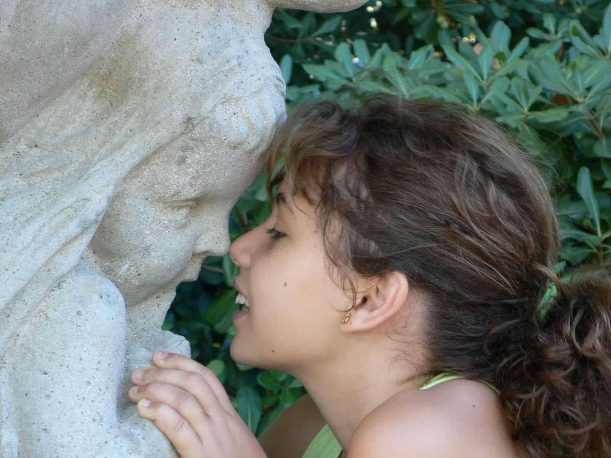 ברצלונה עם ילדים