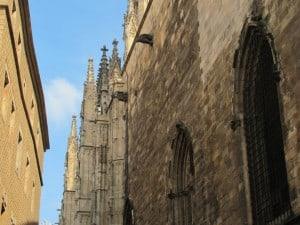 הרובע הגותי בברצלונה