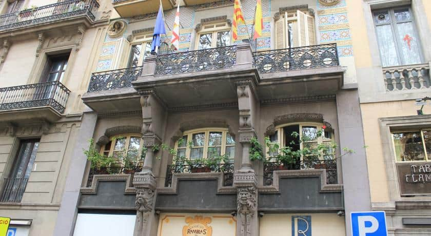 מלון רמבלאס | Ramblas Hotel – ברצלונה