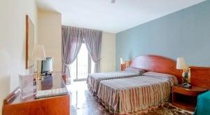 מלון גוטיקו - חדר