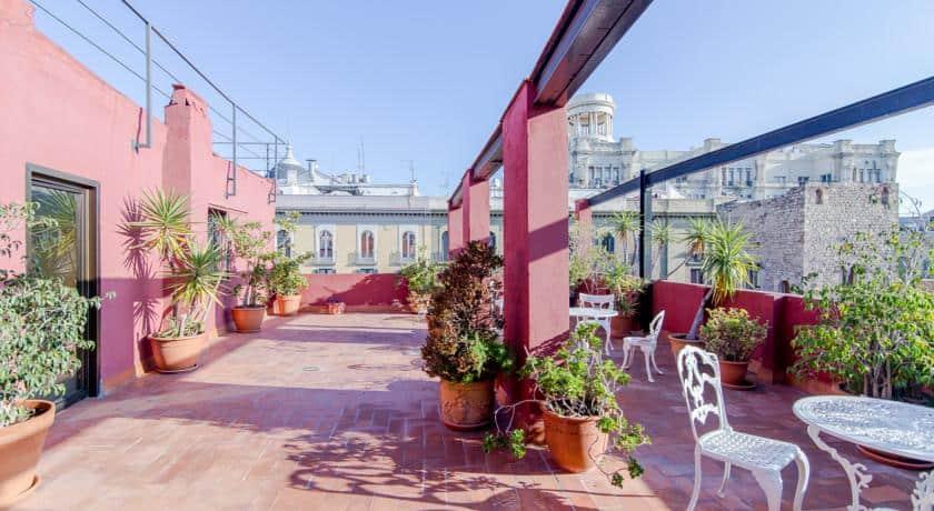 מלון גוטיקו | Hotel Gótico – ברצלונה