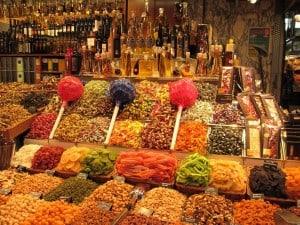תבלינים אוכל ברצלונה