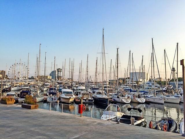 נמל ברצלונה